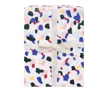 Confetti Gift Wrap Roll
