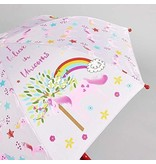 Floss and Rock Fairy Unicorn Umbrella