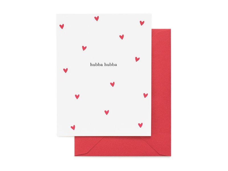 Sugar Paper Hubba Hubba Greeting Card