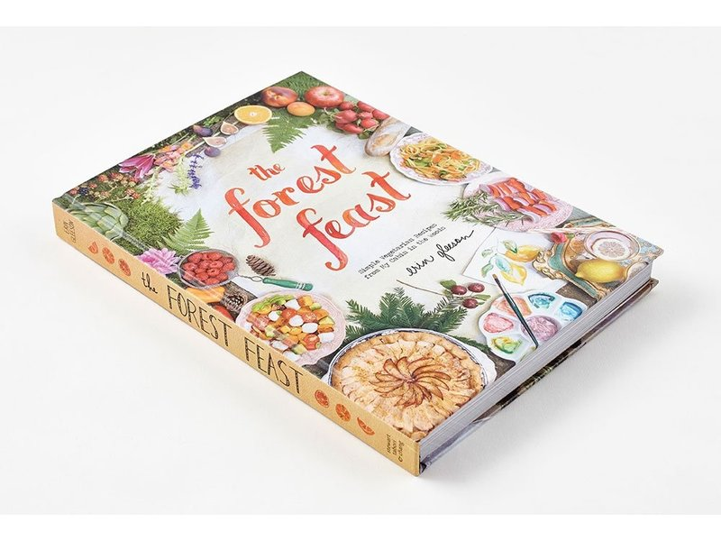 Abrams Forest Feast Simple Vegetarian Recipes