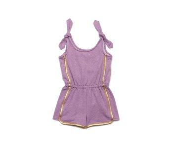 Bree Lavender Romper