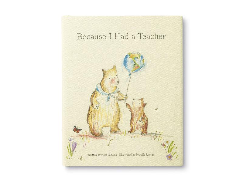 Compendium Because I Had A Teacher Book