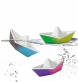 Kid O Origami Color Changing Bath Boat
