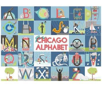 Chicago Alphabet Print