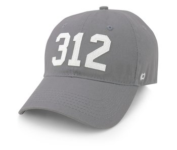 312 Chicago Baseball Hat