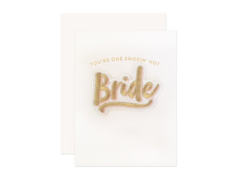 The Social Type Bride Patch