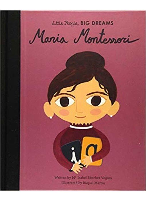 Little People Big Dreams Maria Montessori