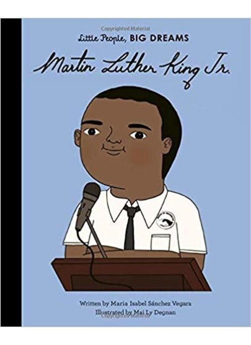 Little People Big Dreams Martin Luther King, Jr.