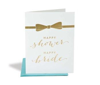 Happy Shower Happy Bride Wedding