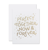 The Social Type Perfect Forever Greeting Card