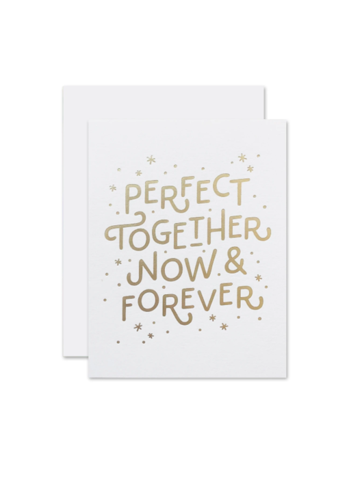 Perfect Forever Greeting Card