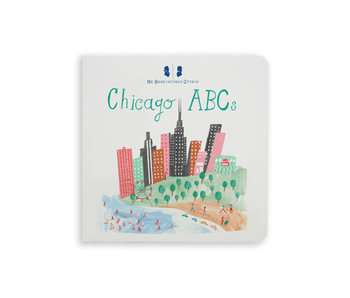 Mr. Boddington's Studio: Chicago ABC Board Book