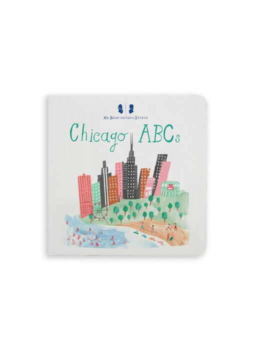 Mr. Boddington's Studio: Chicago ABC Board Book