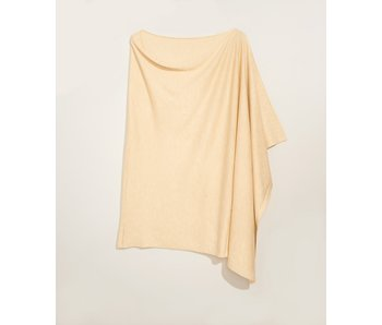 An Everyday Oatmeal Poncho