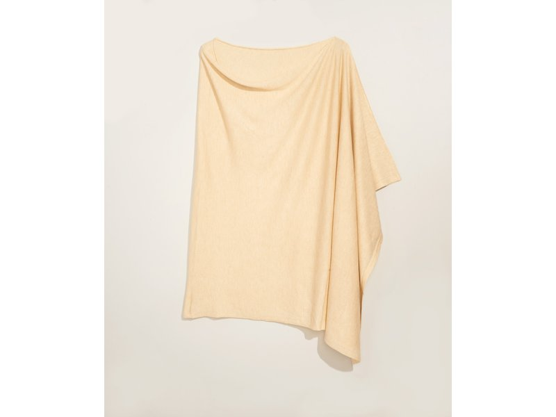 Echo Design New York An Everyday Oatmeal Poncho