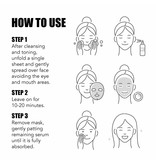 LAPCOS Collagen Facial Mask