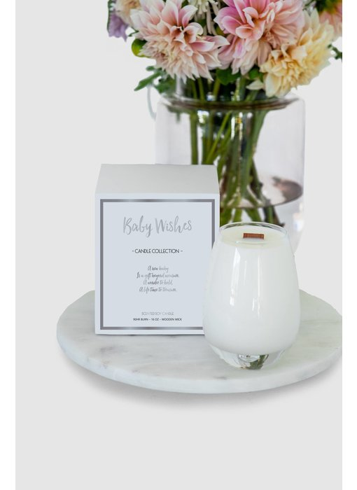 Baby Wishes Candle