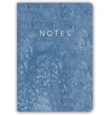 Studio Oh Slate Blue Leatherette Spiral Journal
