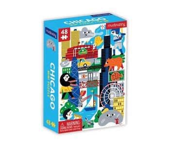 Chicago Mini Puzzle 48 Pieces