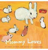 Chronicle Books (Hachette, Mudpuppy) Mommy Loves Board Book