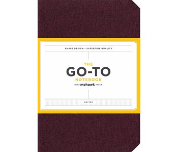 Mulberry Wine Go-to Notebook