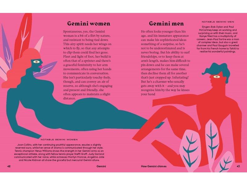 Chronicle Books Seeing Stars Gemini