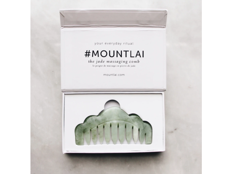 Mount Lai The Jade Massaging Comb