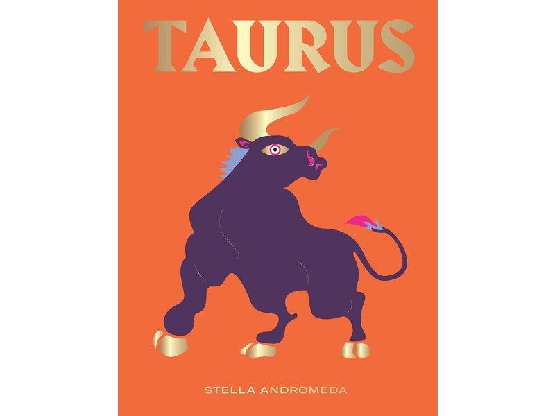 Chronicle Books Seeing Stars Taurus