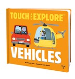 Chronicle Books (Hachette, Mudpuppy) Touch and Explore: Vehicles