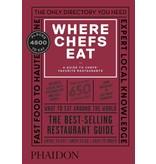 Phaidon (Hachette) Where Chefs Eat