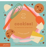Phaidon (Hachette) Cookies. An Interactive Recipe Book