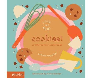 Cookies. An Interactive Recipe Book