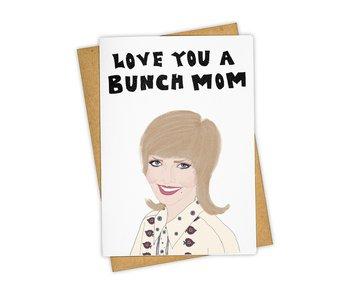 Bunch Greeting Card
