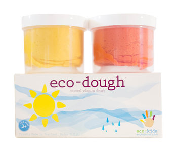 Sun Eco-Play Dough 2 Pack