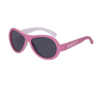 Ticked Pink Two Toned Aviators