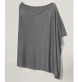 Echo Design New York An Everyday Charcoal Poncho