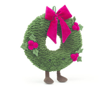 Amuseables Holiday Wreath