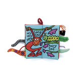 JellyCat Inc Silly Tails Activity Book
