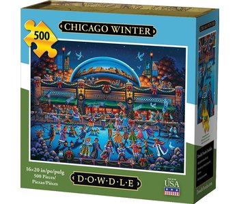 Winter in Chicago Puzzle