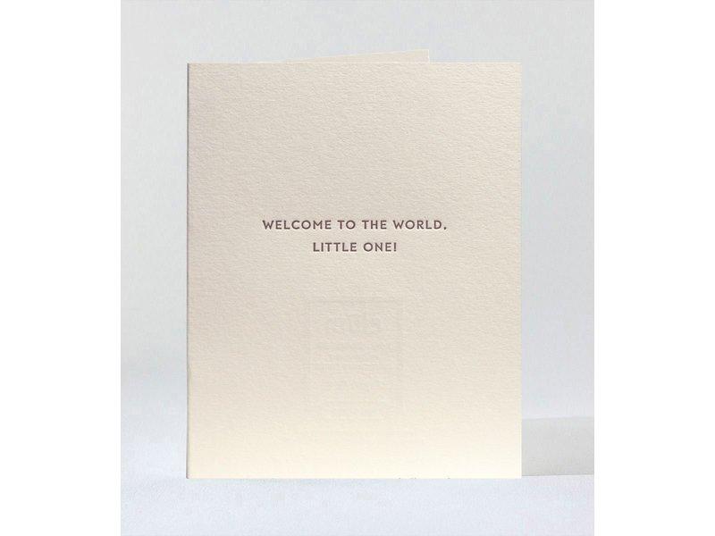 Elum Designs Twinkly Baby Greeting Card