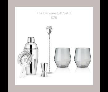 The Bareware Gift Set 3