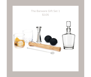 The Bareware Gift Set 1