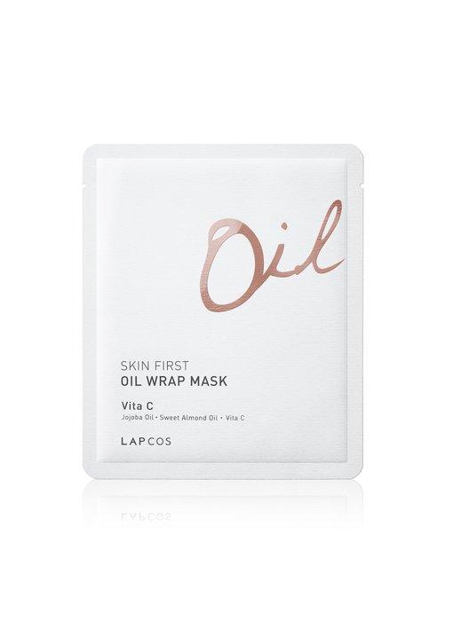 Vita C Oil Wrap Facial Mask
