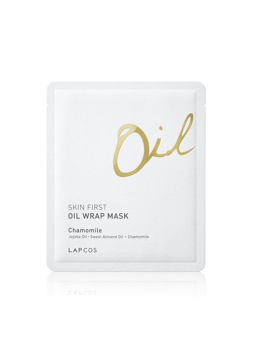 Chamomile Oil Wrap Facial  Mask
