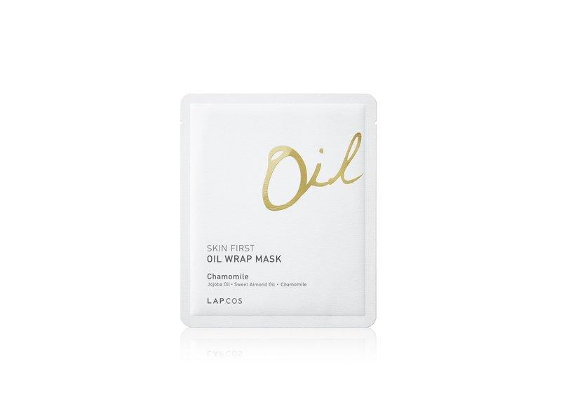 LAPCOS Chamomile Oil Wrap Facial  Mask