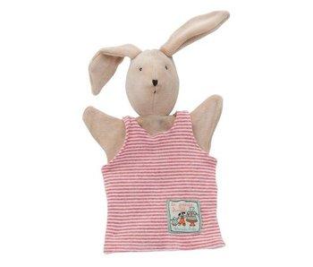 Bunny Hand Puppet Sylvain