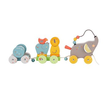 Pull Along Activity Elephant