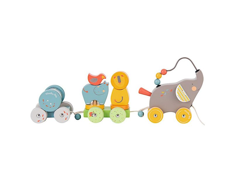 Magic Forest Pull Along Activity Elephant