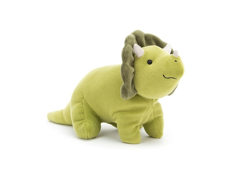 JellyCat Inc Mellow Mallow Triceratops