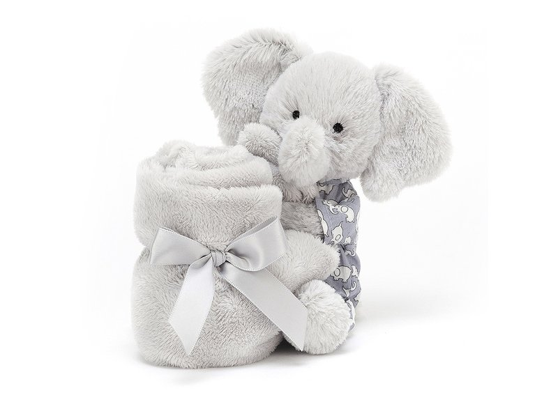 JellyCat Inc Bedtime Elephant Soother